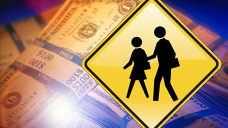 District closes gap on new school's budget