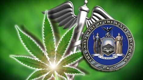 New York State Medical Marijuana Caption
