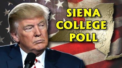 Donald Trump Siena College Poll 2 Caption