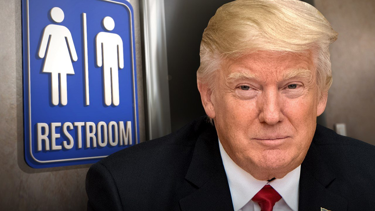 Trump administration rescinds rules on bathrooms and transgender students