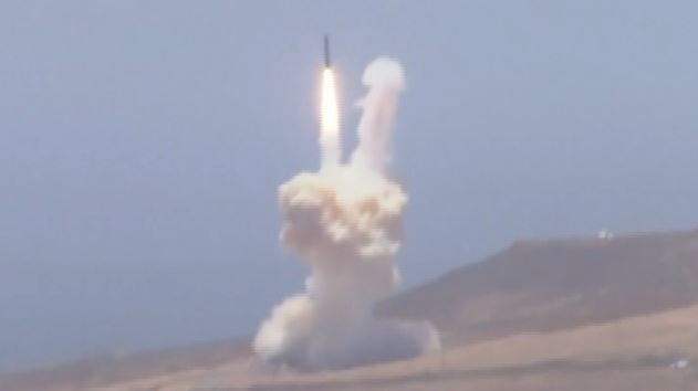 Successful ICBM interceptor test shows United States can outpace missile threats through 2020