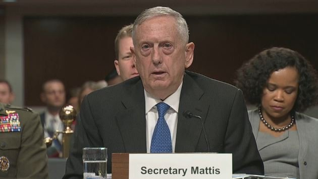 Mattis blames Congress for poor state of US combat readiness