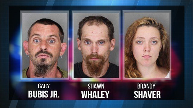 Mom And Friends Arrested For Torturing 10-Year-Old, Tying Her To Back Of Moving Car For Being 'Naughty'