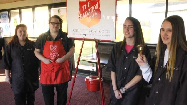 Match day spurs record red kettle donations