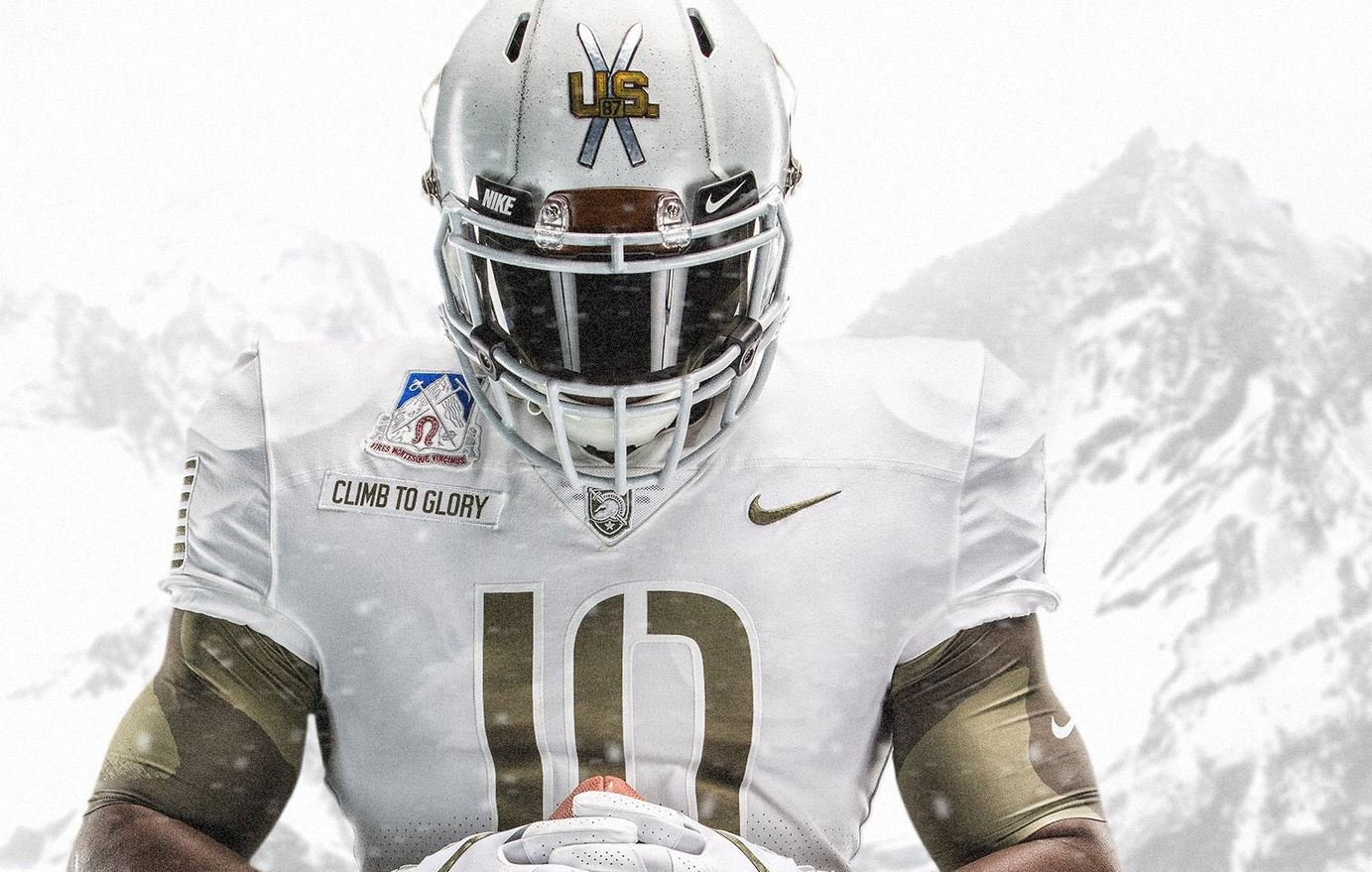 Army unveils epic uniforms ahead of game vs. Navy