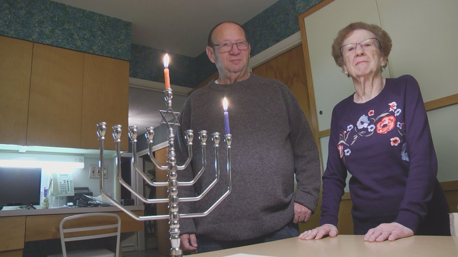 Aurora hosting menorah lighting ceremony for Hanukkah