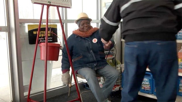 Salvation Army Red Kettle Campaign falls short