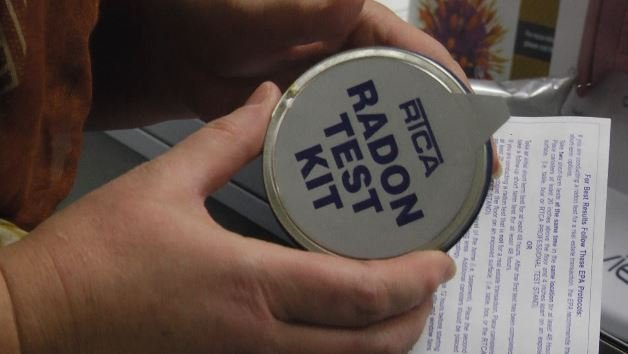 Health Department encourages radon testing