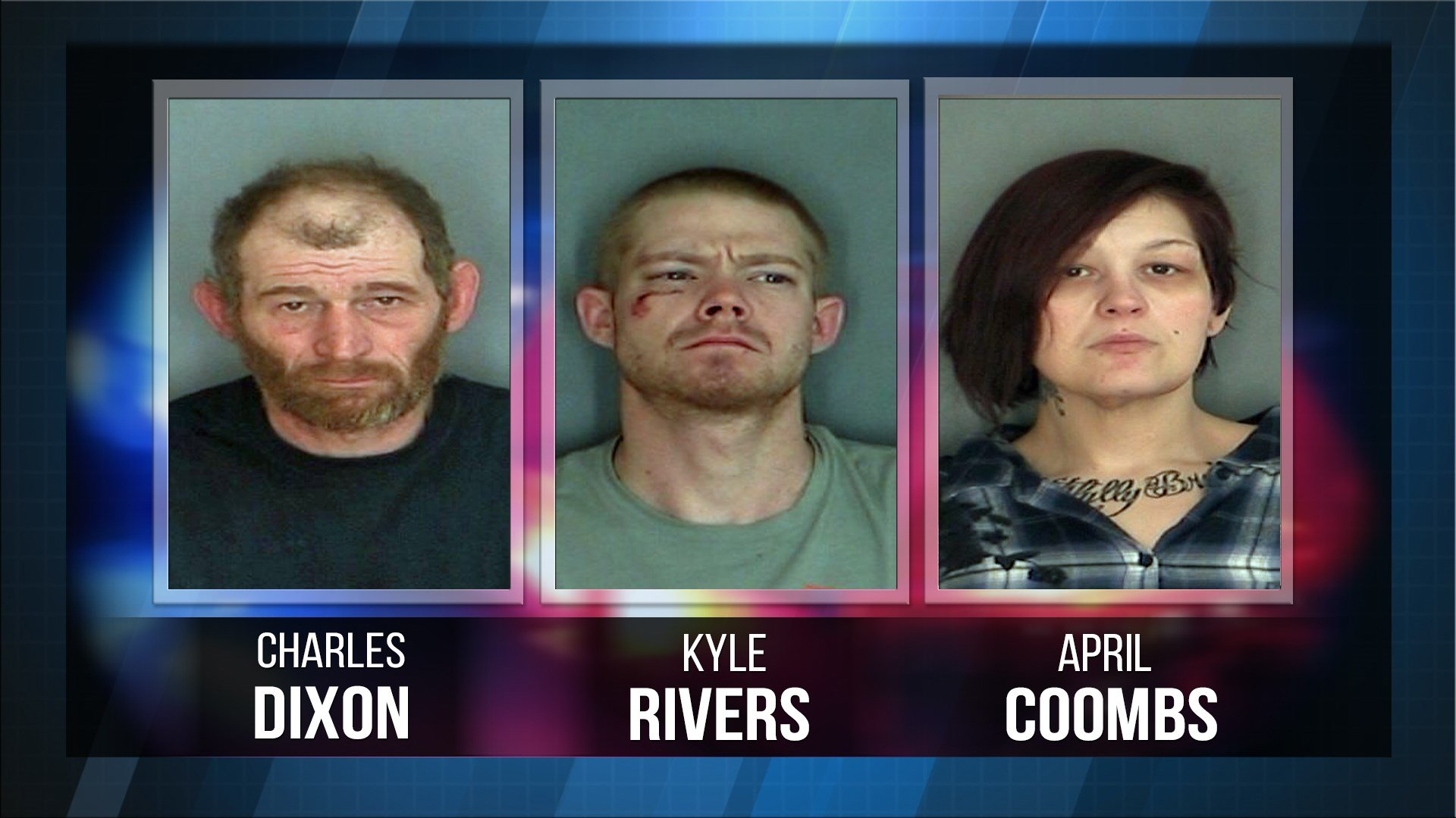 Five more in Ogdensburg area arrested for allegedly cooking meth