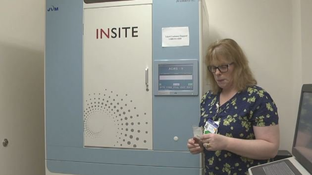 new machine helps nursing homes keep track of residents meds
