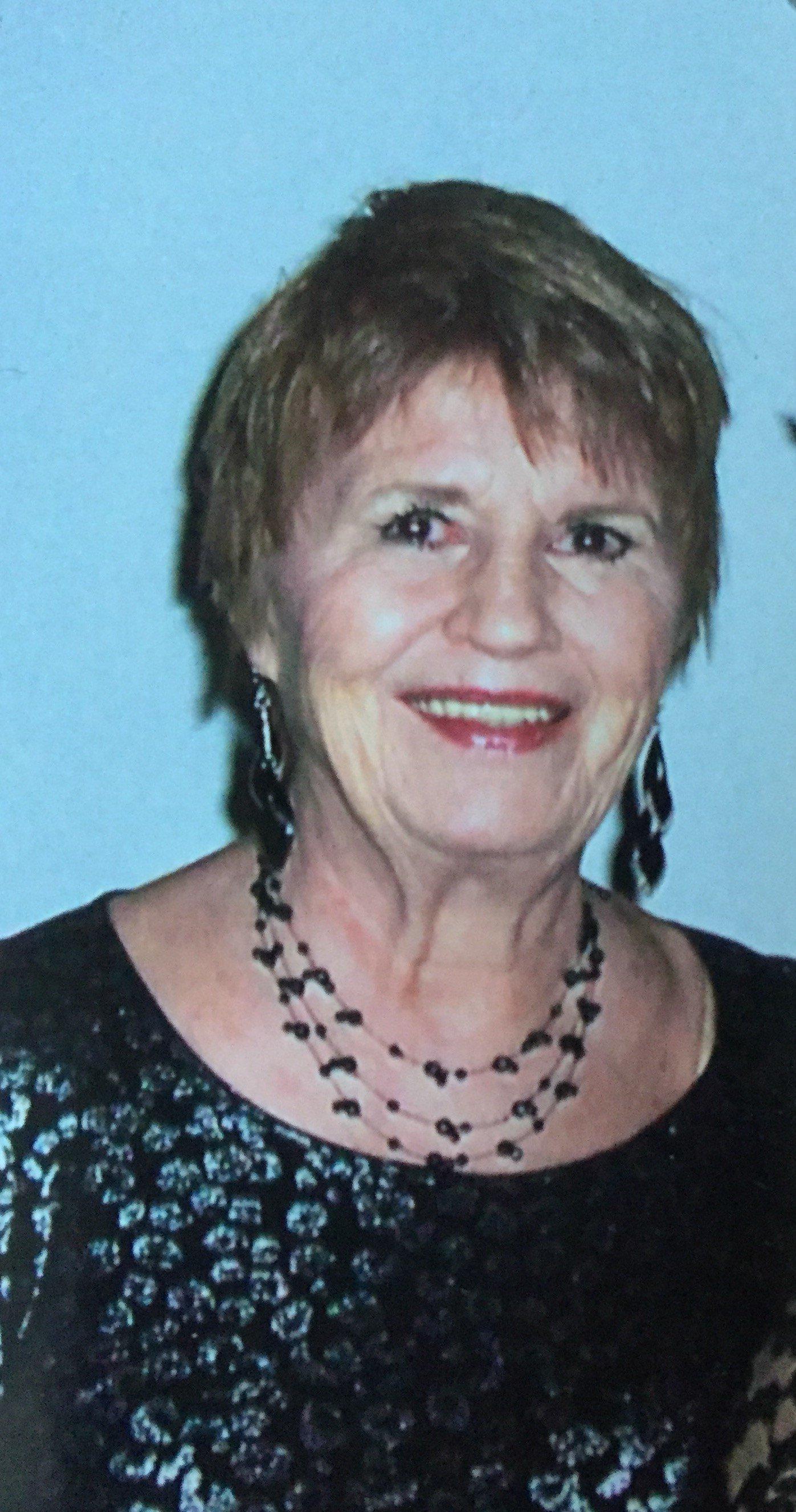 Donna May Chamberlain, 74, native of Watertown