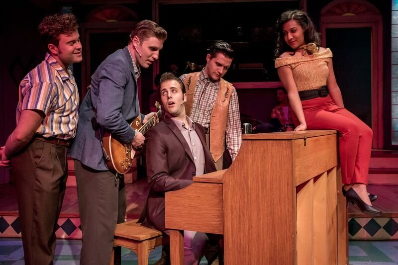 Million Dollar Quartet - Review