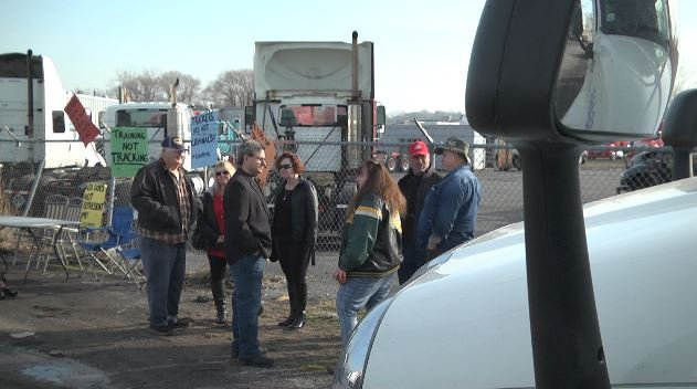 Lima elog trucker protest part of nationwide call to action for Who is subject to federal motor carrier safety regulations