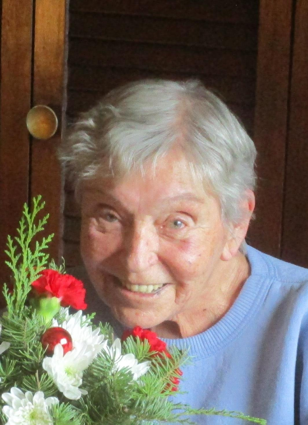 Sally J Booth 83 Of Cape Vincent