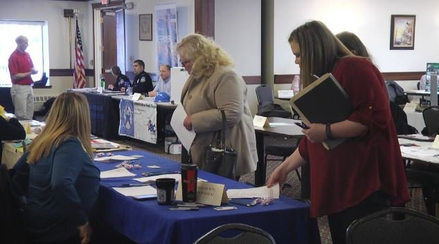 Job Fairs Employers Look To Increase Local Workforce