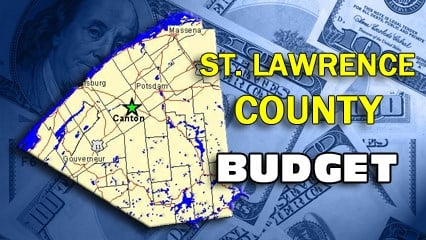 St Lawrence County Tax Map Modest Tax Drop In Proposed St. Lawrence County Budget St Lawrence County Tax Map
