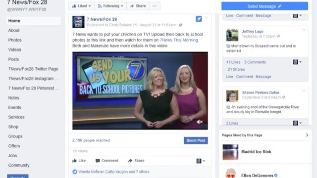 See Your Back To School Pics On 7 News