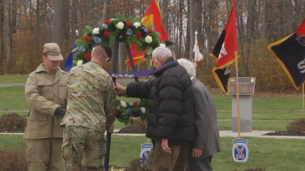 Chris Auto Sales >> Fort Drum Honors Veterans During Ceremony