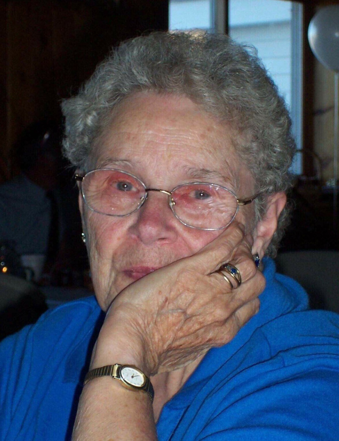 Mrs  Edna Gale LaFave, 94, of Brasher Falls - NewzCliq com